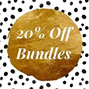 Other - BUY (2) ITEMS 20% OFF